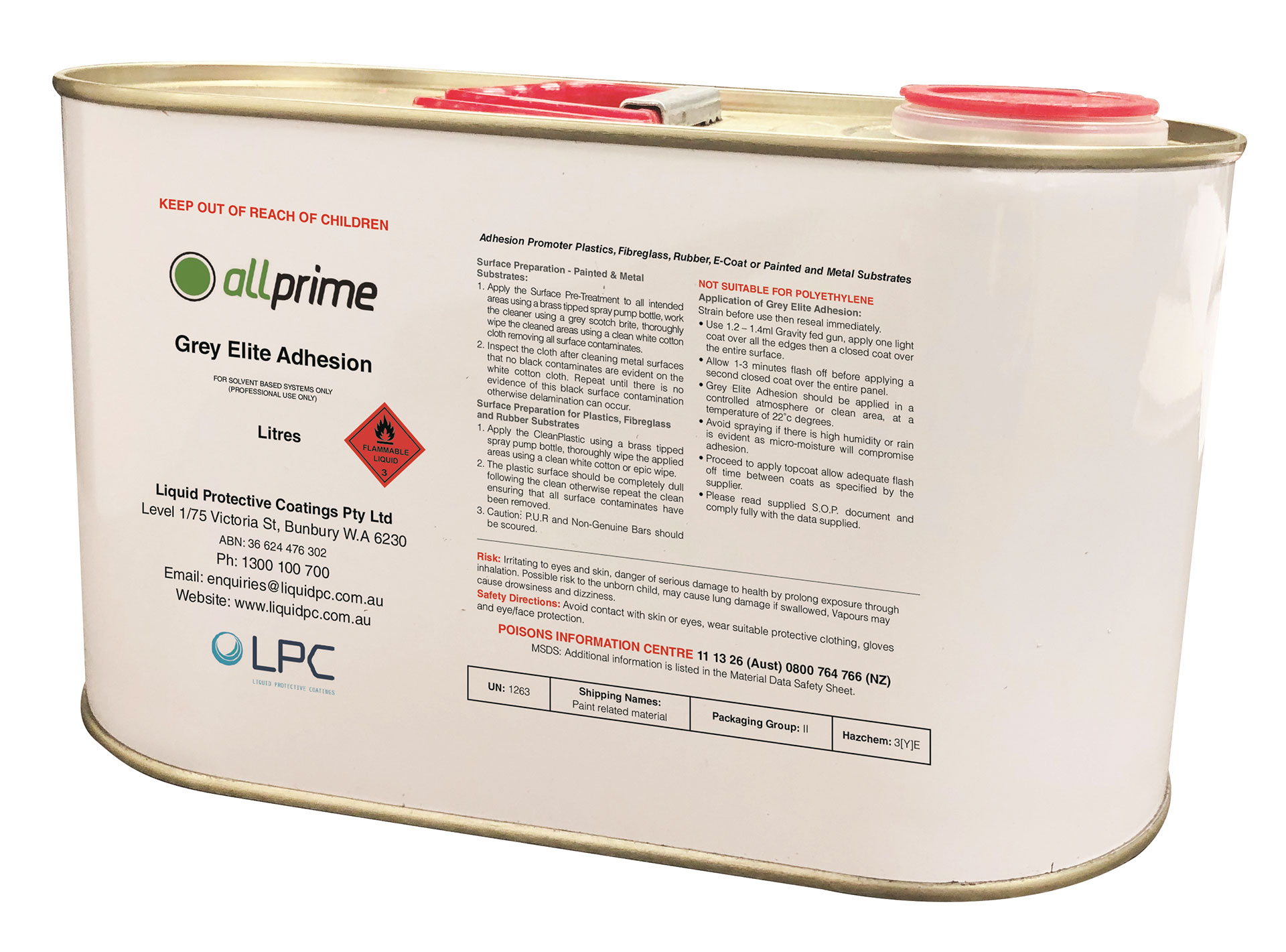 Allprime Product